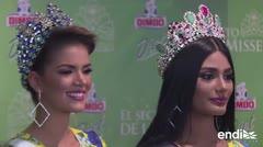 """La nueva Miss Venezuela se considera """"parte de la historia"""""""