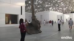 Nuevo Louvre abre sus puertas en Abu Dabi