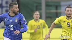 Italia se queda sin Mundial y Buffon se despide de la selección
