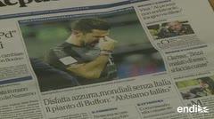 Ministro de Deportes llama a refundar el fútbol italiano