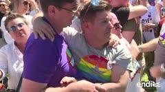 Australianos están a favor del matrimonio homosexual