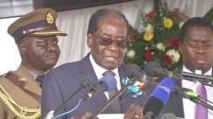 Ejército toma el control de Zimbabue