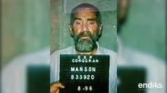 Charles Manson es ingresado grave a un hospital