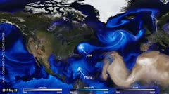 Así transcurrió la temporada de huracanes 2017 según la NASA