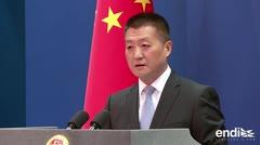 China pide diálogo para resolver la cuestión nuclear norcoreana