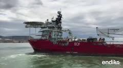 Búsqueda de submarino argentino entra en fase crítica