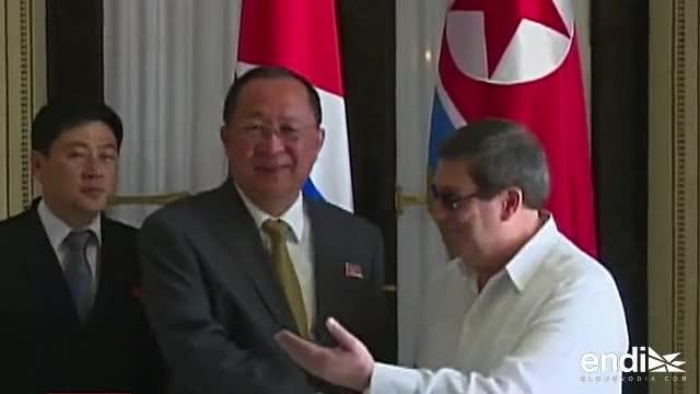 Cuba apoya a Corea del Norte y apuesta al diálogo con Estados Unidos