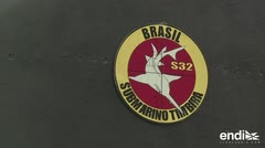 Brasil envió tres buques para búsqueda de submarino argentino