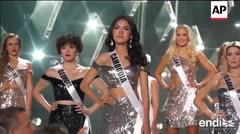 Lo que ocurrió en el certamen Miss Universe