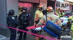 Reportan explosión en Nueva York