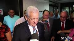 """Héctor O'Neill arriba """"tranquilo"""" al Tribunal de San Juan"""