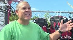 Puertorriqueños piden auxilio a los turistas