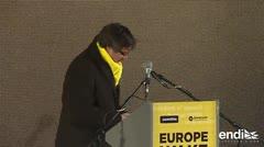 La Justicia belga cierra el caso Puigdemont tras retirada de la euroorden