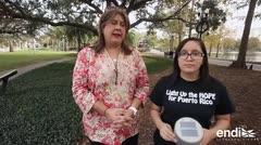 """Adolescente de Orlando lidera iniciativa """"Enciende la esperanza por Puerto Rico"""""""