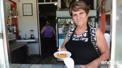 Alcapurrias y pasteles hechos con masas importadas