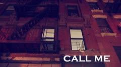 """""""Call me"""", un cortometraje que revive la desesperación de la diáspora tras María"""