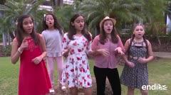Una nueva generación de niñas trovadoras