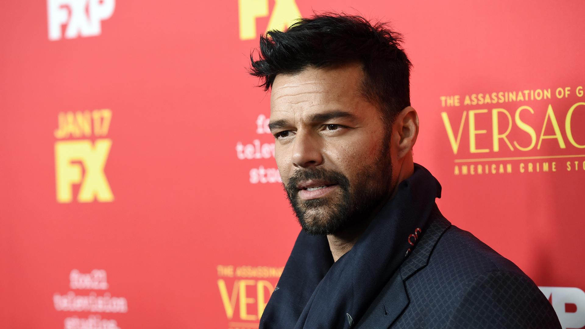 Ricky Martin endosa a Oprah Winfrey
