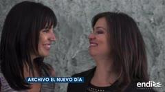 Rosselló felicita a Maite Oronoz por sus gemelos