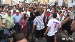 Los alcaldes llevan su reclamo contra la AEE hasta La Fortaleza