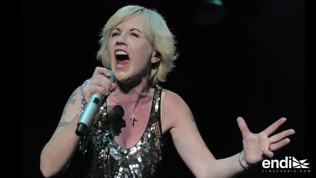 Muere Dolores O'Riordan, cantante irlandesa de la banda The Cranberries