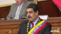Un expolicía terrorista planeaba explotar una embajada, según Nicolás Maduro