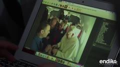 El papa Francisco realiza primera boda en el aire