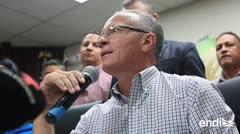 Alcaldes buscan que sea equitativo el restablecimiento de energía en sus municipios
