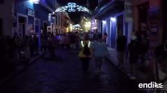 Un recorrido nocturno por la SanSe en primera persona