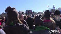 Donald Trump expresa su apoyo en marcha contra el aborto