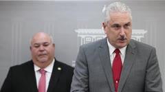 Presidentes legislativos reaccionan a la privatización de la AEE