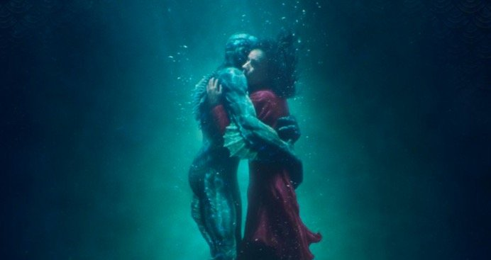 'The Shape of Water' acapara las nominaciones al Oscar