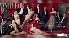 Vanity Fair comete dos errores de Photoshop en su edición de Hollywood