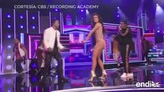 """""""Despacito"""" resuena y contagia en los Grammys"""