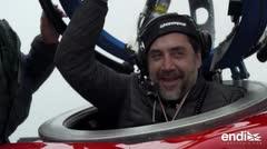 Javier Bardem se sumerge por la conservación en océano Antártico