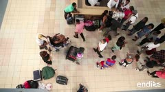 Cientos de pasajeros varados tras cese de operaciones de PAWA