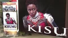 """Marvel celebra la premiere de """"Pantera Negra"""" en Kenia"""