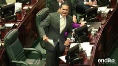 El fogoso discurso de Ramón Rodríguez Ruiz para defenderse ante la Cámara