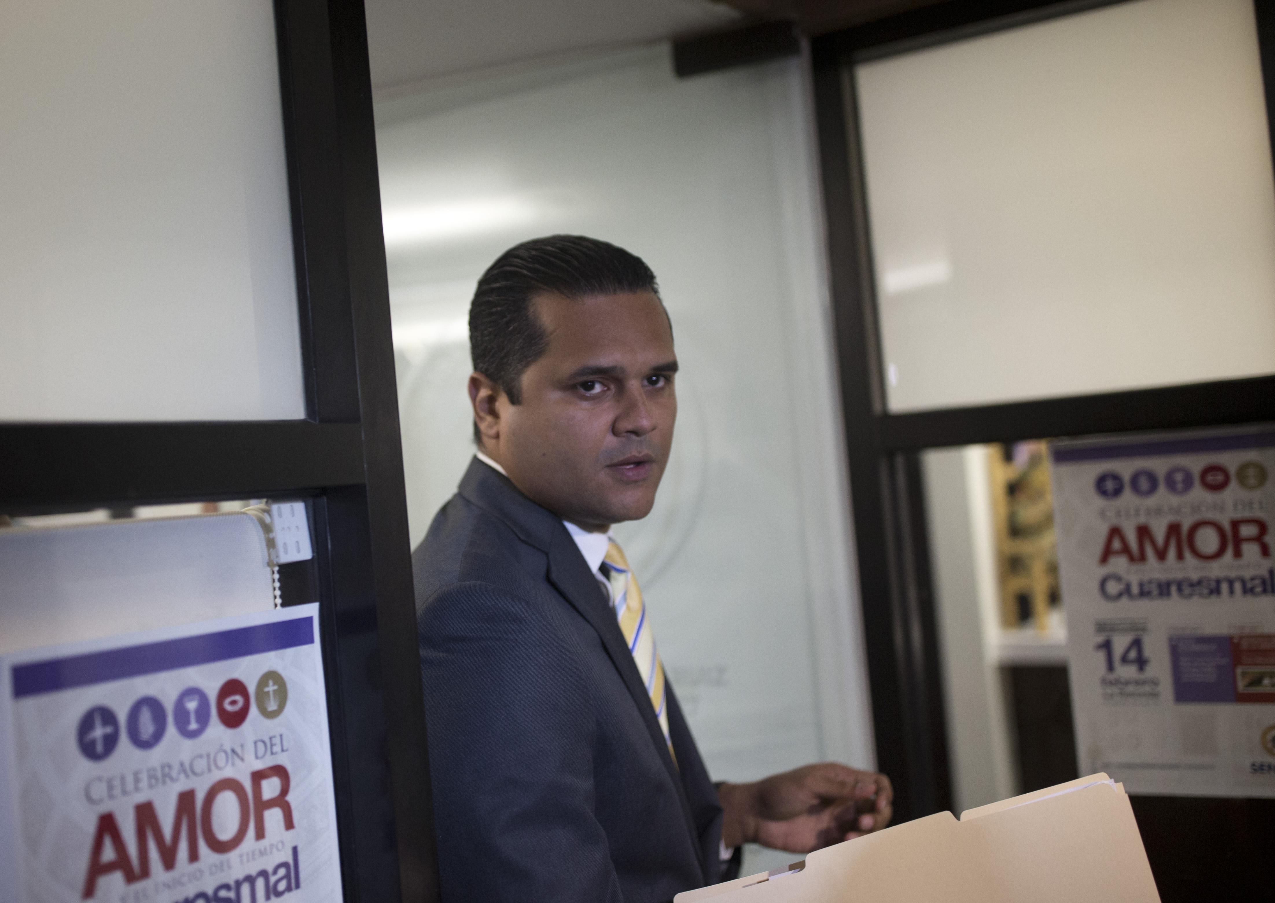 """Ramón Rodríguez Ruiz: """"Fue una decisión injusta"""""""