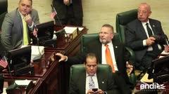 Así expulsaron a Rodríguez Ruiz de la Cámara de Representantes