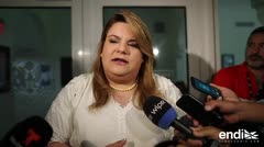 González explicó cómo van a distribuir los fondos federales a los diferentes alcaldes