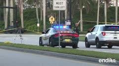 El relato de una estudiante que casi quedó atrapada durante el tiroteo en Florida