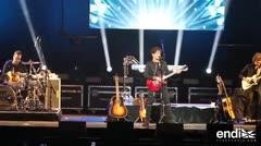 Energía escénica y grandes éxitos en el concierto de Tommy Torres