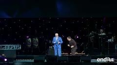 Gilberto Santa Rosa pone el Choliseo a bailar