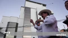 Protestas tras renuncia de jefe anticorrupción OEA en Honduras