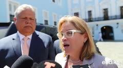 Alcaldes se reúnen con el gobernador en La Fortaleza