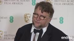 Guillermo del Toro gana el premio de mejor director en los BAFTA