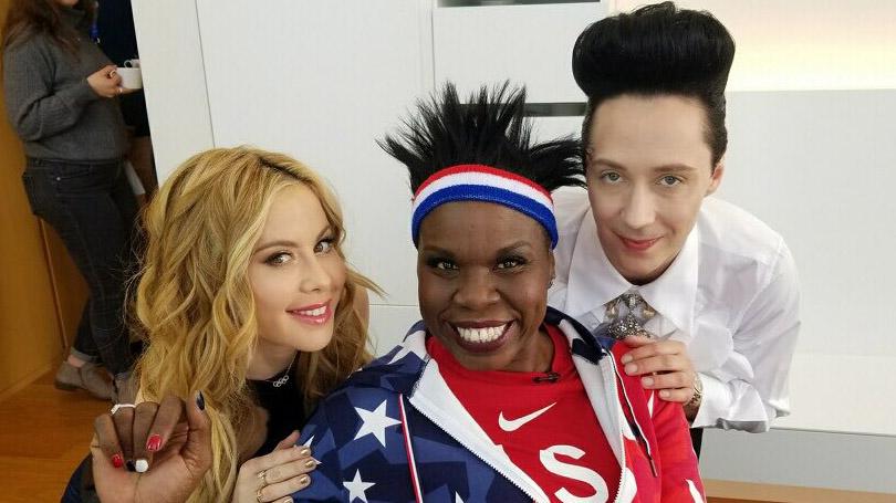 """Comediante está """"harta"""" de escuchar """"Despacito"""" en las Olimpiadas"""