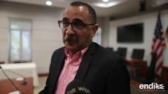 """Abel Nazario: """"Vamos a hacer un proyecto de vales educativos como lo quiere el gobernador"""""""