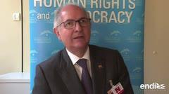 Opositor Ledezma pide intervención internacional en Venezuela